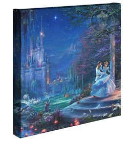 DISNEY Cinderellas Dancing in the Starlight-Kinkade