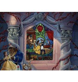 DISNEY Enchanted Love - Disney Treasure On Canvas