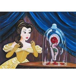 DISNEY Enchanted Rose - Disney Treasure On Canvas
