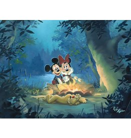 DISNEY Family Campout - Disney Treasure On Canvas