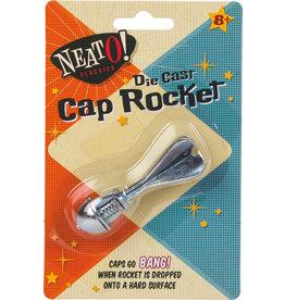Classic Die Cast Cap Rocket