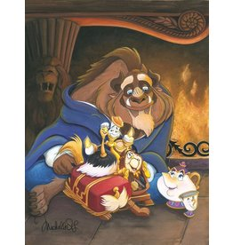 DISNEY Family of Enchanted Things - Disney Treasure On Canvas