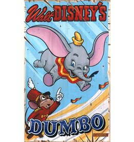 DISNEY High Flying Family -  Disney Treasure On Canvas