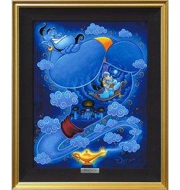 DISNEY I Dream of Genie - Silver Series