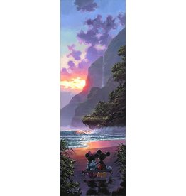 DISNEY Majestic Island -  Disney Treasure On Canvas