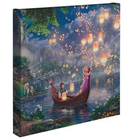 DISNEY Kinkade Collection-Tangled