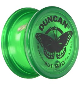 DUNCAN YO-YOS Duncan Butterfly Yo-Yo (Assorted Colors)