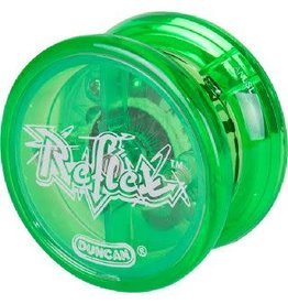 DUNCAN YO-YOS Duncan Reflex Yo-Yo (Assorted Colors)