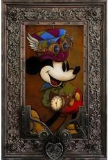 DISNEY Mickey Through The Gears -  Disney Treasure On Canvas
