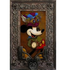 DISNEY Mickey Through The Gears -  Disney Treasure On Canvas