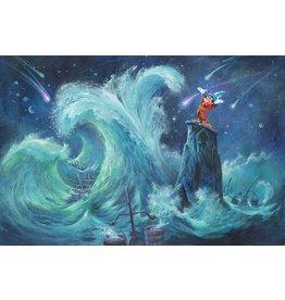 DISNEY Mickey Creates The Magic -  Disney Treasure On Canvas