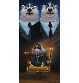 DISNEY Mr. Big -  Disney Treasure On Canvas