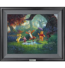 DISNEY Puddle Jumping - Silver Series