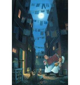 DISNEY Serenade of The Heart -  Disney Treasure On Canvas