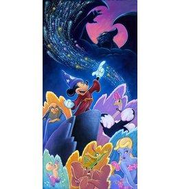 DISNEY Splashes of Fantasia -  Disney Treasure On Canvas