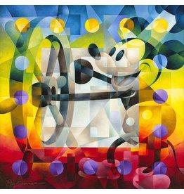 DISNEY Steamboat Willie -  Disney Treasure On Canvas