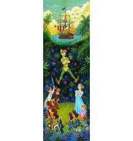 DISNEY The Hero of Neverland -  Disney Treasure On Canvas