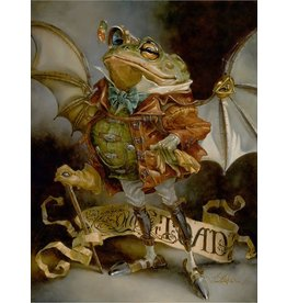 DISNEY The Insatiable Mr. Toad -  Disney Treasure On Canvas