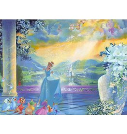 DISNEY The Life She Dreams Of -  Disney Treasure On Canvas