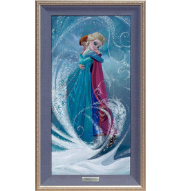 DISNEY The Warm Embrace - Silver Series