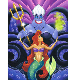 DISNEY The Whisper -  Disney Treasure On Canvas