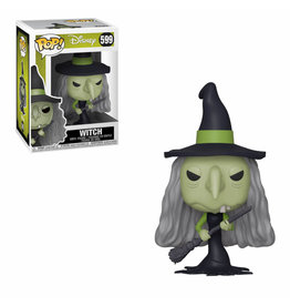 FUNKO POP! Nightmare Before Christmas Witch Pop!