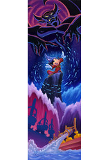 DISNEY Triumph of Imagination -  Disney Treasure On Canvas