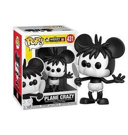 FUNKO POP! Plane Crazy Mickey Pop! Figure
