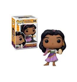 FUNKO POP! Esmeralda Pop! Figure