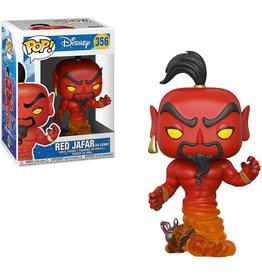 FUNKO POP! Red Jafar Pop! Figure