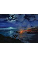 DISNEY Watching Nature's Creation -  Disney Treasure On Canvas