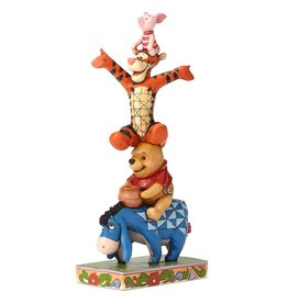 DISNEY Built By Friendship Figurine