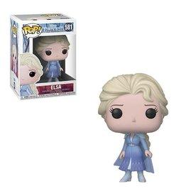 FUNKO POP! Frozen II Elsa Pop! Figure