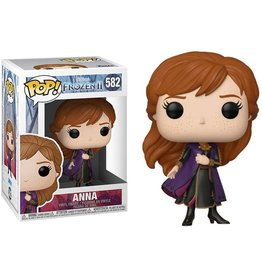 FUNKO POP! Frozen II Anna Pop! Figure