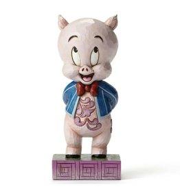 Jim Shore Porky Pig