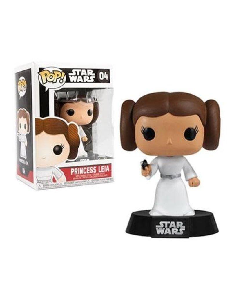 FUNKO POP! Princess Leia Pop! Figure