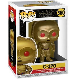 FUNKO POP! C-3PO Pop! Figure