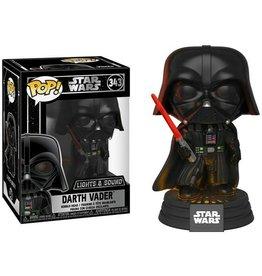 FUNKO POP! Darth Vader Electronic Pop! Figure
