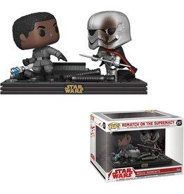 FUNKO POP! The Last Jedi Duel Pop! Figure