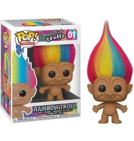 FUNKO POP! Rainbow Troll Pop! Figure