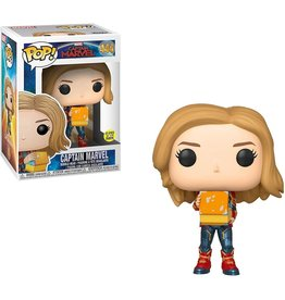 FUNKO POP! Captain Marvel Pop! Figure