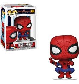 FUNKO POP! Spider-Man Hero Suit Pop! Figure