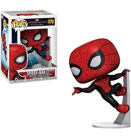 FUNKO POP! Spider-Man Upgraded Suit Pop! Figure