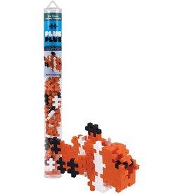 Plus Plus Tube Clownfish
