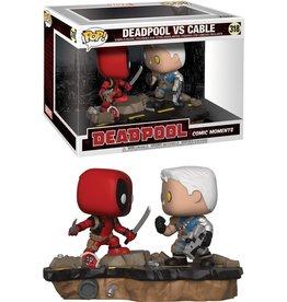 FUNKO POP! Deadpool Vs Cable Pop! Figure