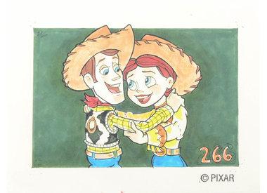 Vintage Animation Art