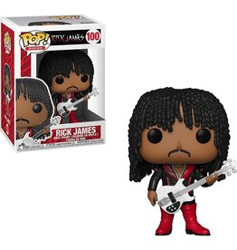 FUNKO POP! Rick James Pop! Figure
