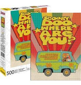 Scooby-Doo Puzzle