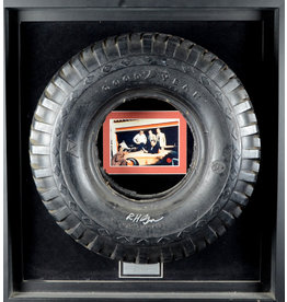 DISNEY Walt Disney's Personal Autopia Tire