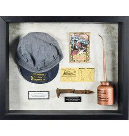 DISNEY Vintage Disneyland Railroad Items
